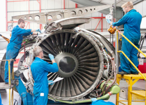 Aircraft maintenance engineer Course